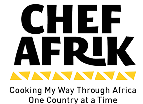 Choppin' It Up With Chef Afrik