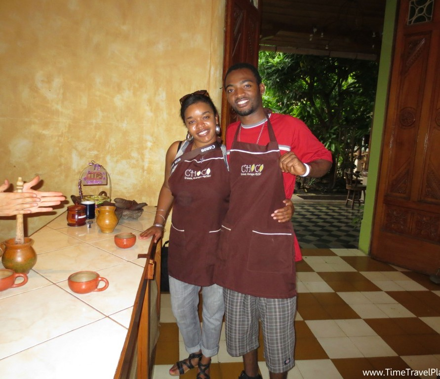 How We Became Certified Chocolatiers at Granada's Choco Museo