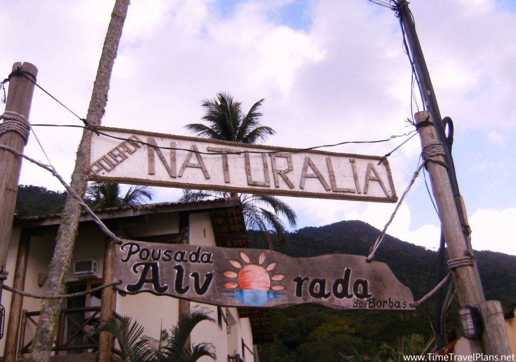 Where to Stay on Ilha Grande: Pousada Naturalia