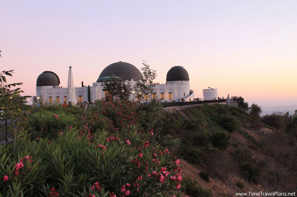 Seeing Past the Heavens at the Griffith Park Observatory