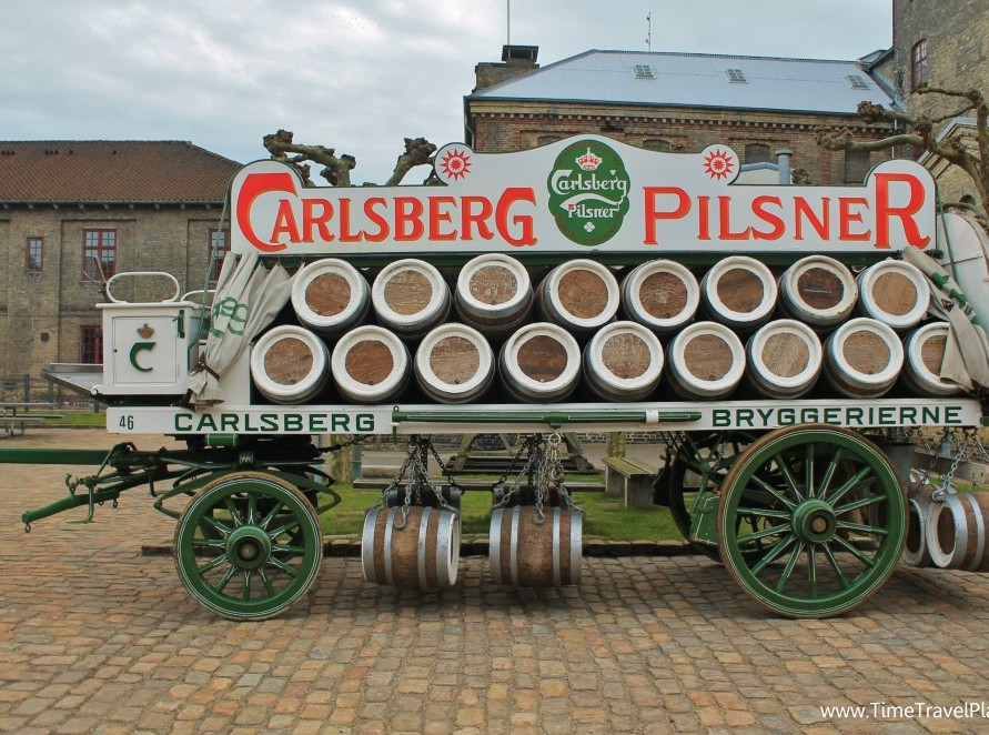 History & Beer at Carlsberg Brewery
