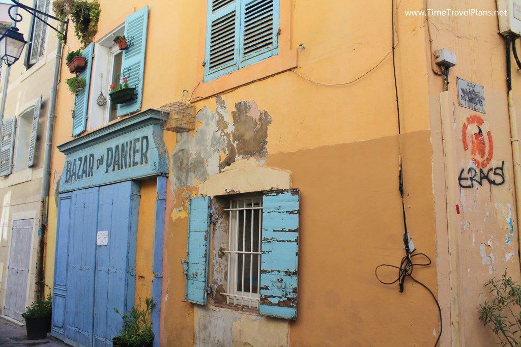 Le Panier: The Basket of Marseille in Photos
