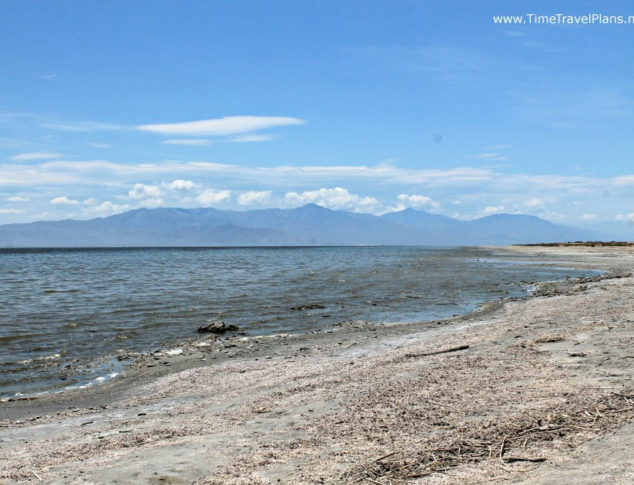 Dead to the World: from Niland to the Salton Sea
