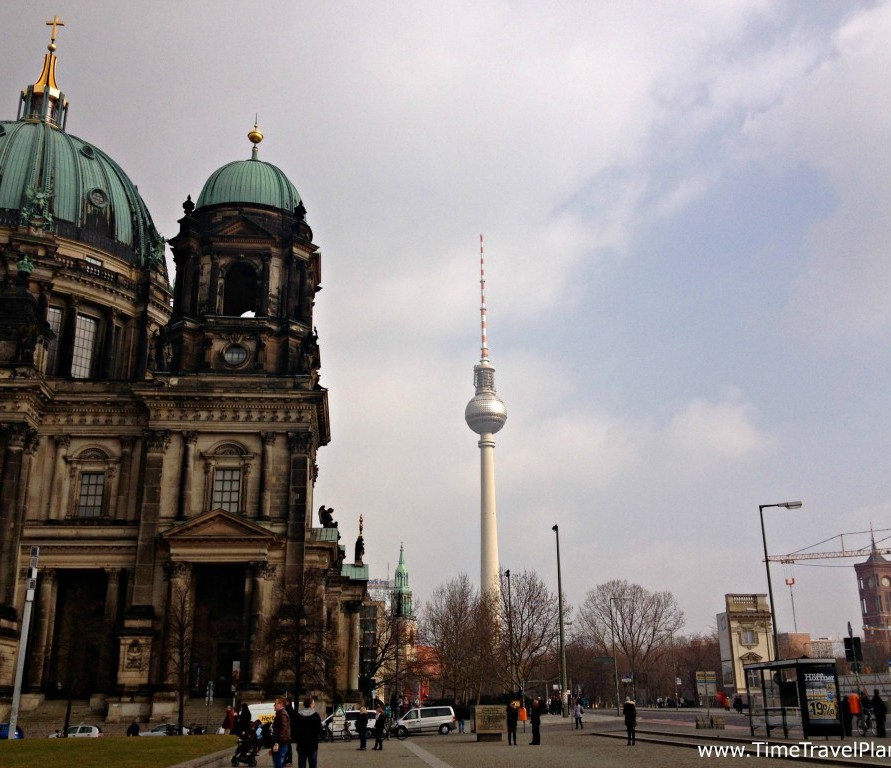 A Visit to the Berlin TV Tower