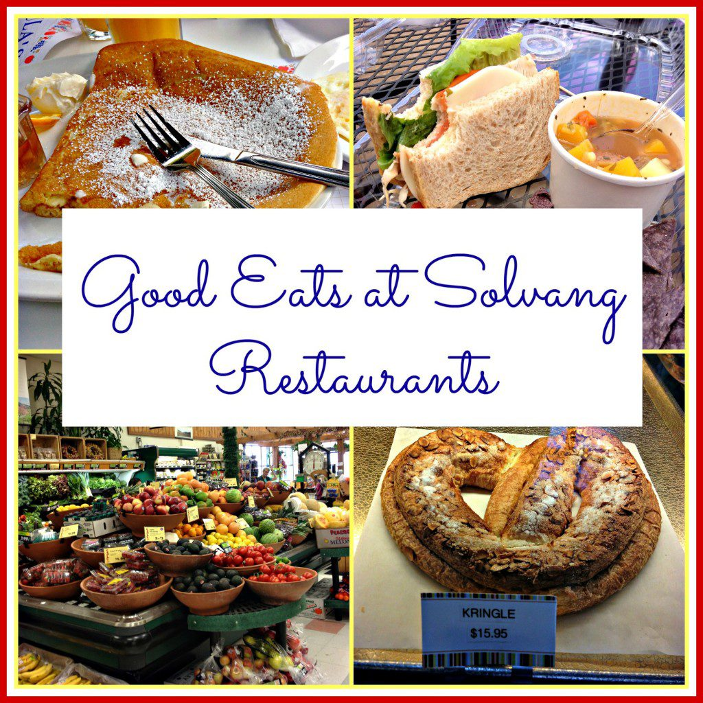 Good Eats at Solvang Restaurants