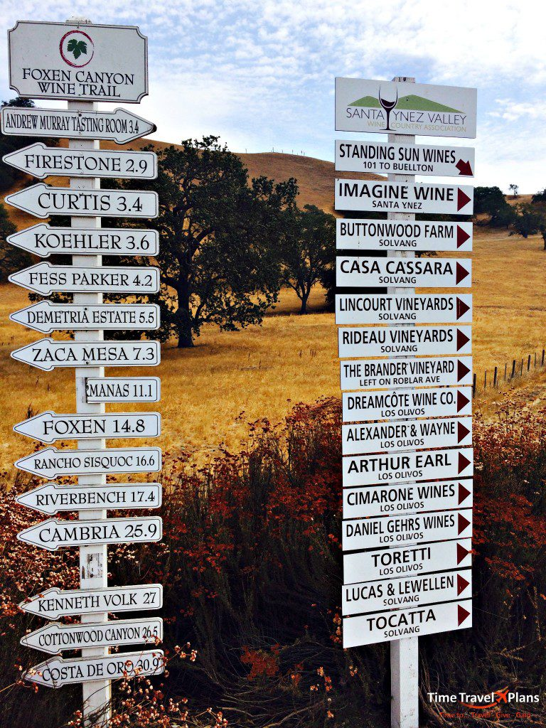 Santa Ynez Valley's Wine Scene