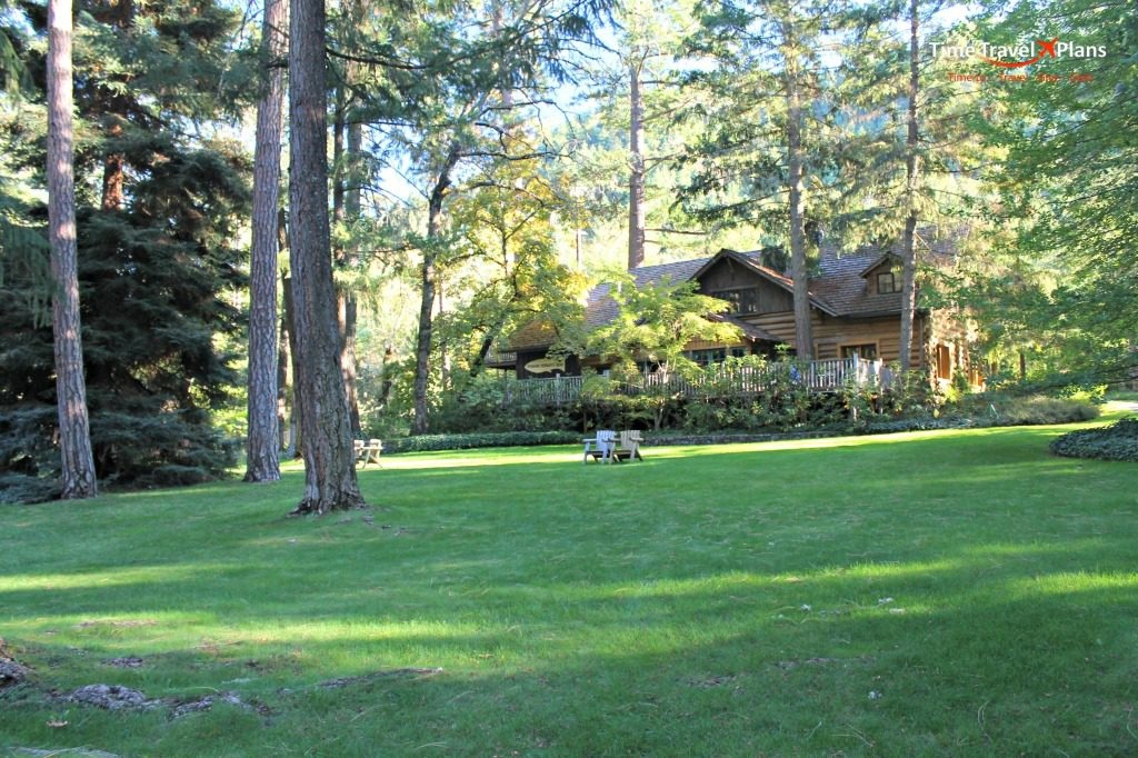 Where to Stay in the Rogue Valley: Weasku Inn