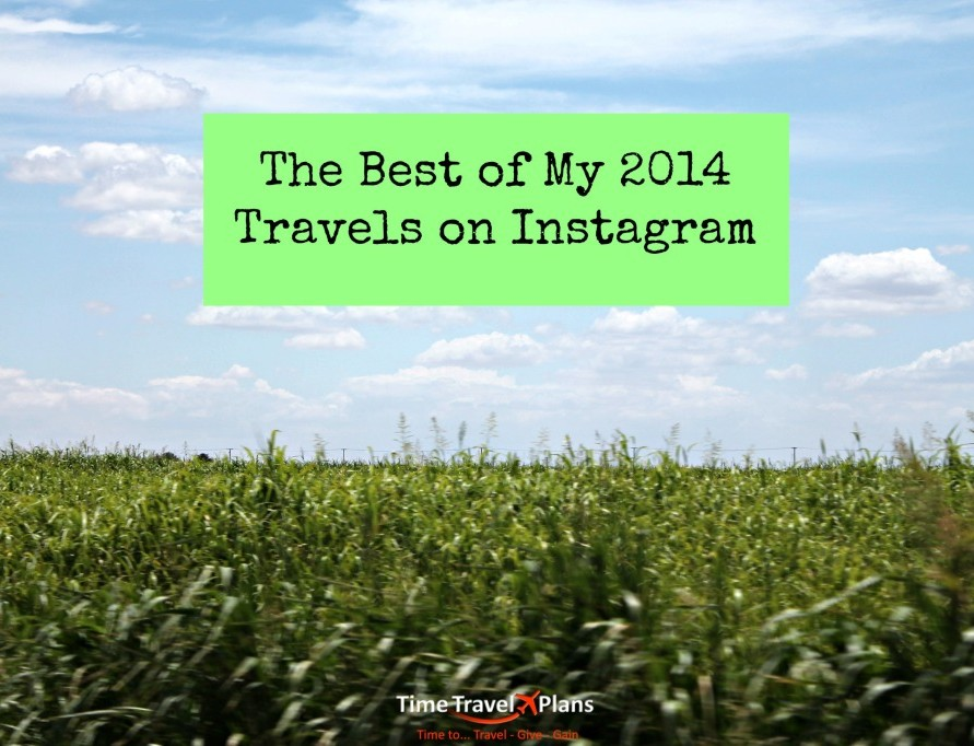 The Best of My 2014 Travels on Instagram