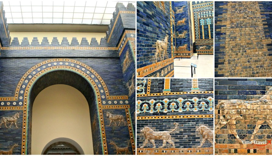 A Glimpse Back in Time at the Pergamon Museum