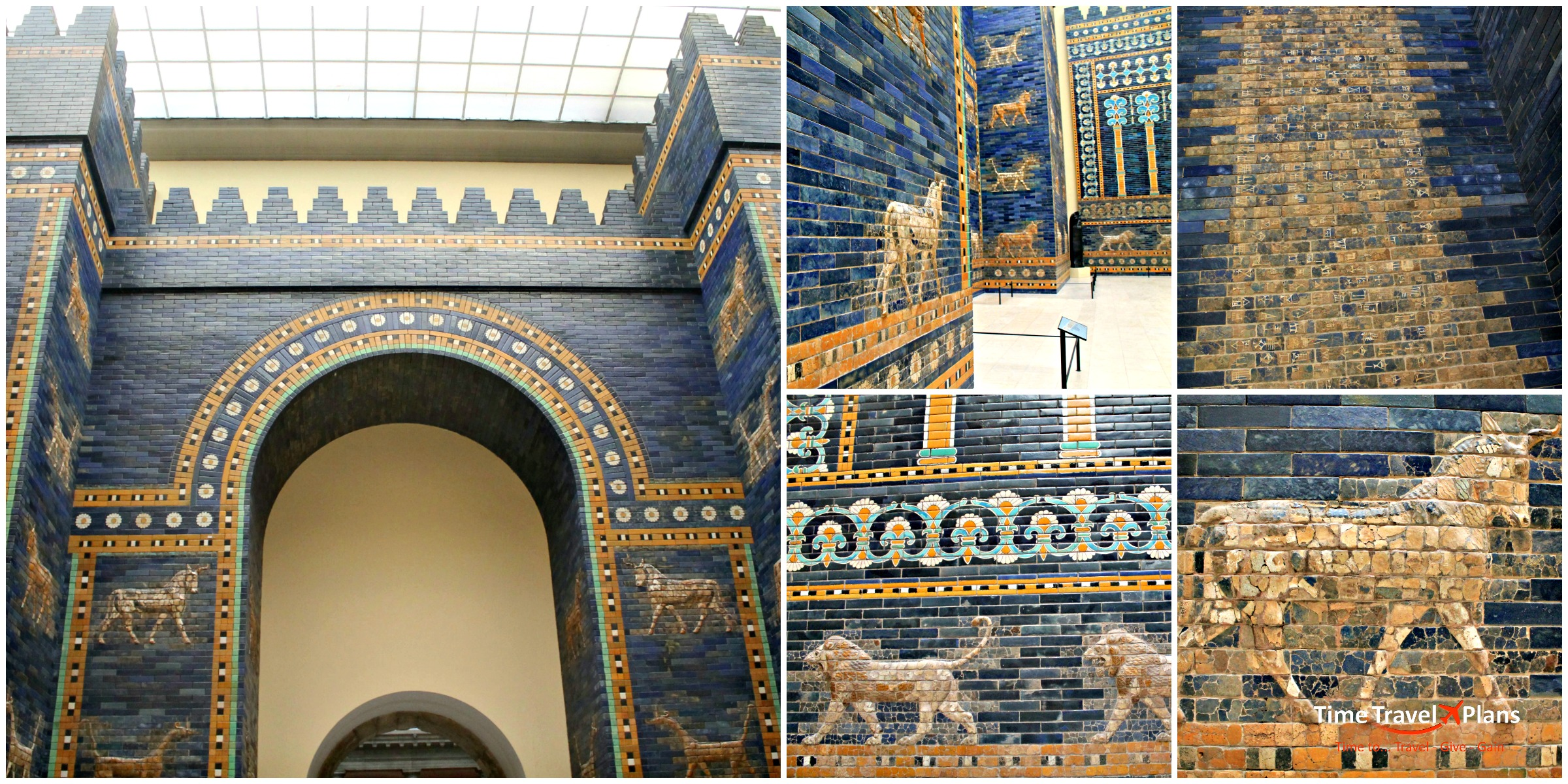 A Glimpse Back In Time At The Pergamon Museum Thatgirlcarmel