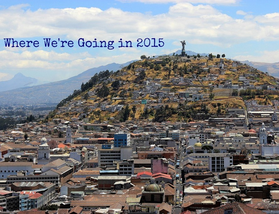 Where We're Going in 2015