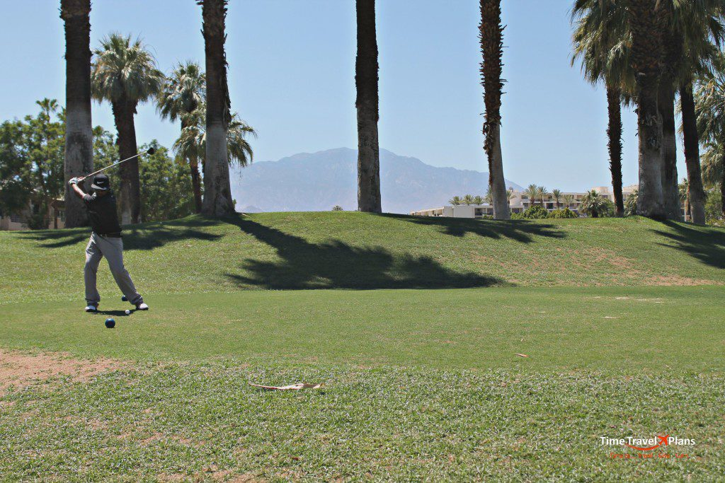 At Play in Palm Springs