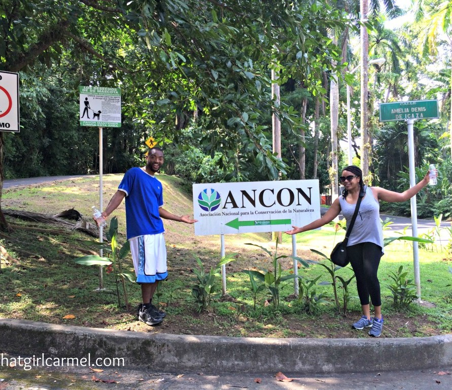Hiking Ancon Hill in Panama City