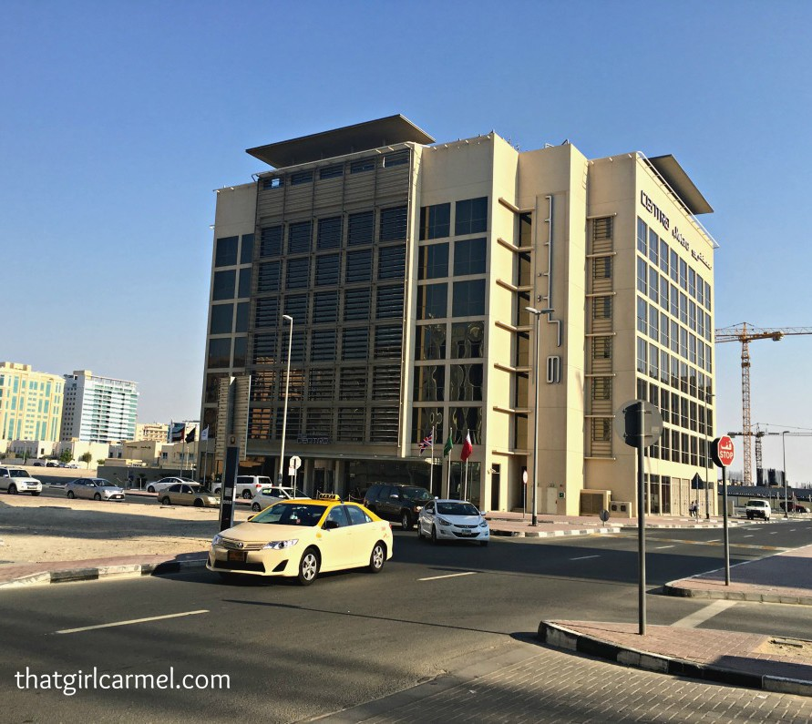 Where to Stay in Dubai: Centro Barsha