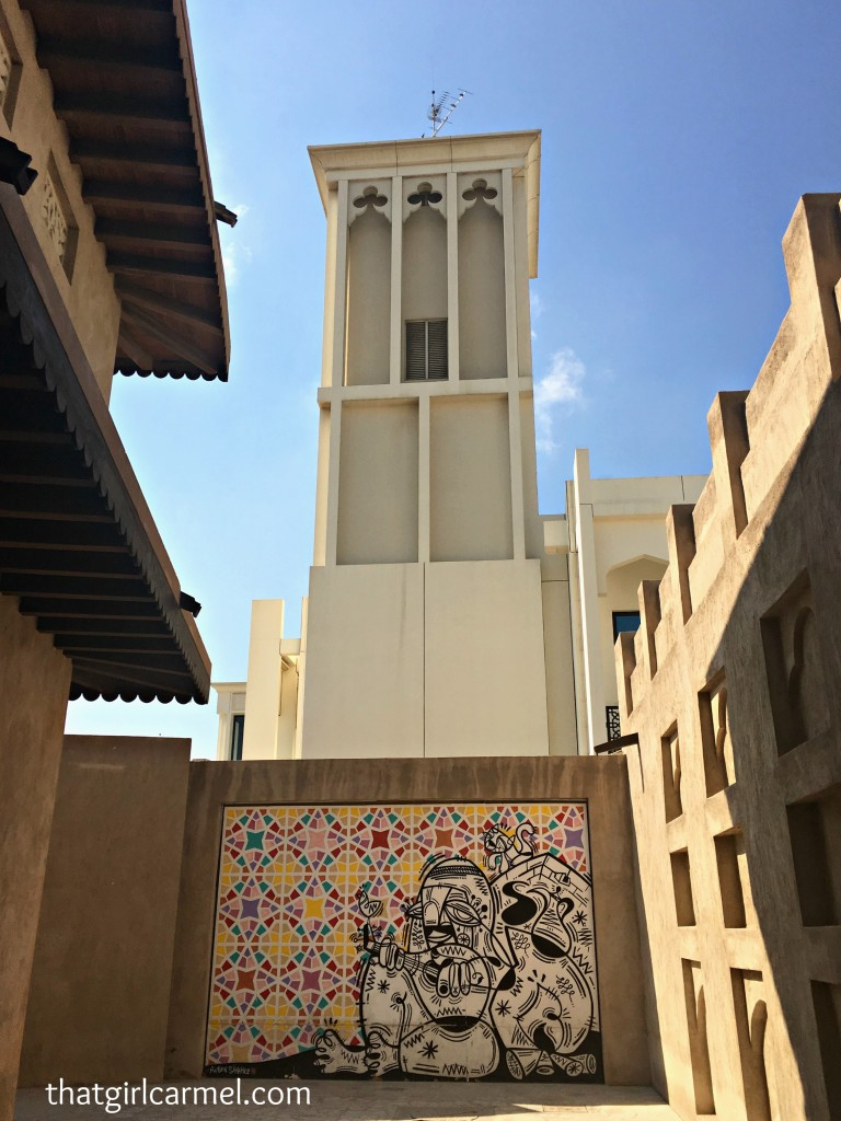 dubai-attractions-al-fahidi-historic-district