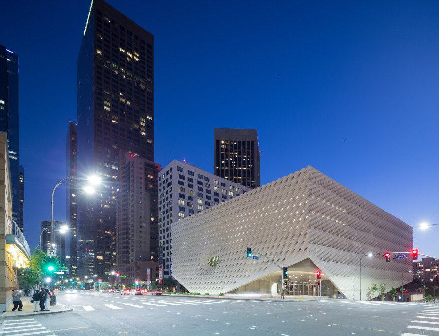 Introducing The Broad in L.A.