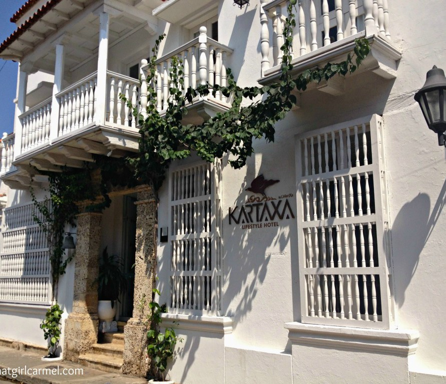 Where to Stay in Cartagena: Hotel Kartaxa